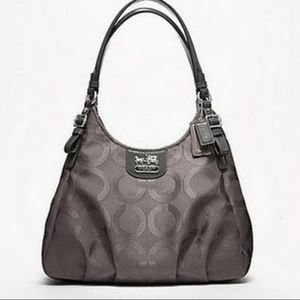 Coach Madison Op Art Maggie Bag Style